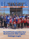 Hall First Responders Face Rosamond Little League's Challenger Angels