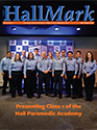 Class 1 of the Hall Paramedic Academy