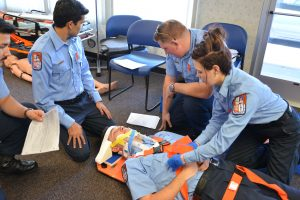 How Much Does An Emt Make >> Ems Careers Start Here Paid Emt Training Hall Ambulance