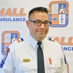 Armando Lazaro Paramedic Field Supervisor