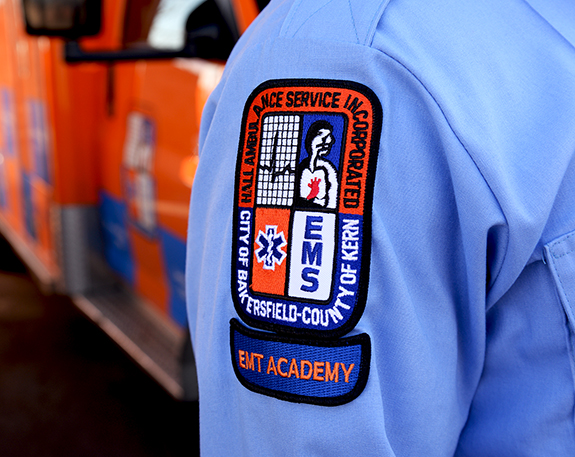 EMS Careers Start Here. Paid EMT Training. | Hall Ambulance Service