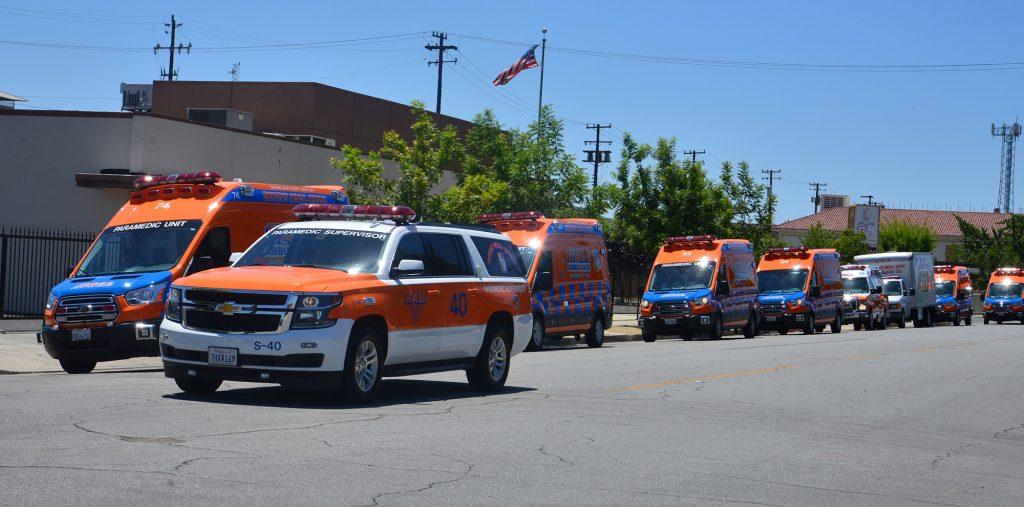 News | Hall Ambulance Service